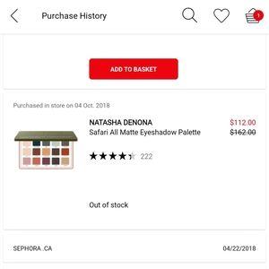 Natasha Denona Makeup - Natasha Denona Safari Palette